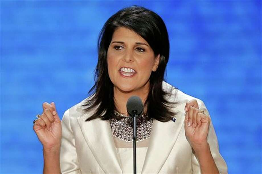 Nikki Haley, R-S.C. has served as governor of South Carolina since January 2011. The NY Daily News reported Haley would run for reelection in 2014.Source: NY Daily NewsSource: Politico