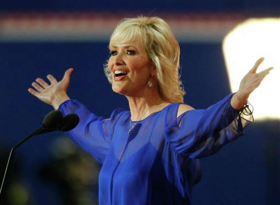 """A Texas middle school has issued an apology to parents after """"Friday Night Lights"""" actress Janine Turner gave a presentation and gave the students material on abortion and sex trafficking.>> See """"Friday Night Lights"""" stars then and now."""