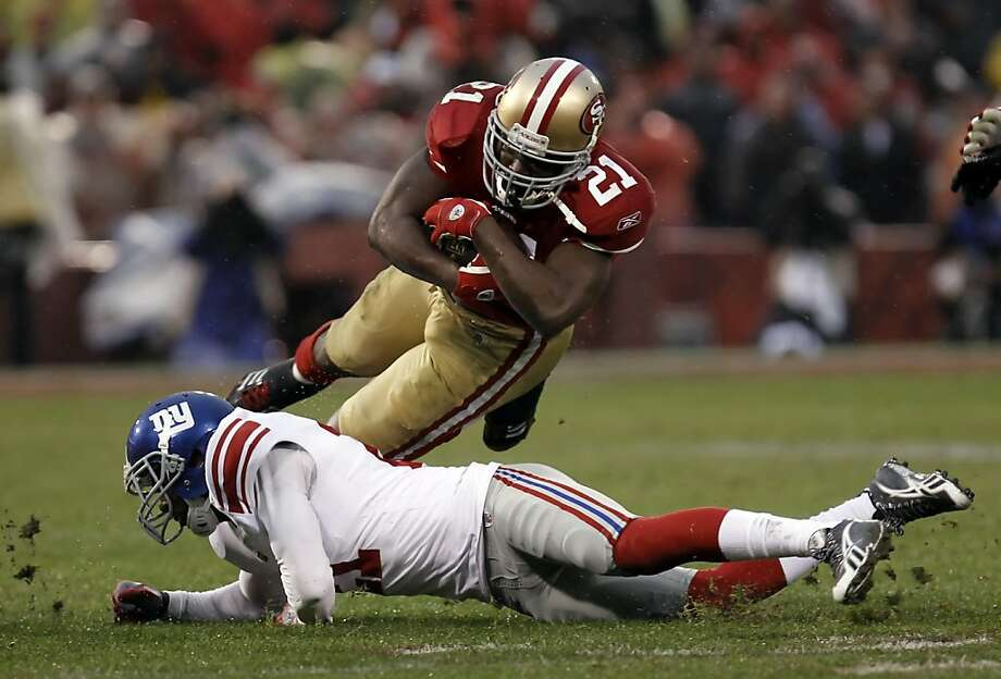 Frank Gore is the lead runner, but he'll have help. Photo: Michael Macor, The Chronicle