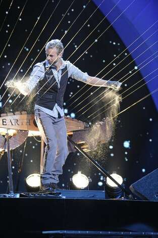 AMERICA'S GOT TALENT -- Episode 726 -- Pictured: William Close -- (Photo by: Virginia Sherwood/NBC) (NBC / Virginia Sherwood/NBC)