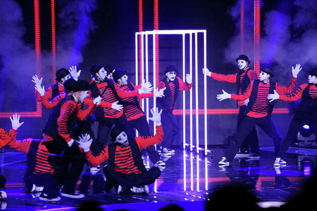AMERICA'S GOT TALENT -- Episode 726 -- Pictured: Academy of Villains -- (Photo by: Virginia Sherwood/NBC) Photo: NBC, Virginia Sherwood/NBC / 2012 NBCUniversal Media, LLC.