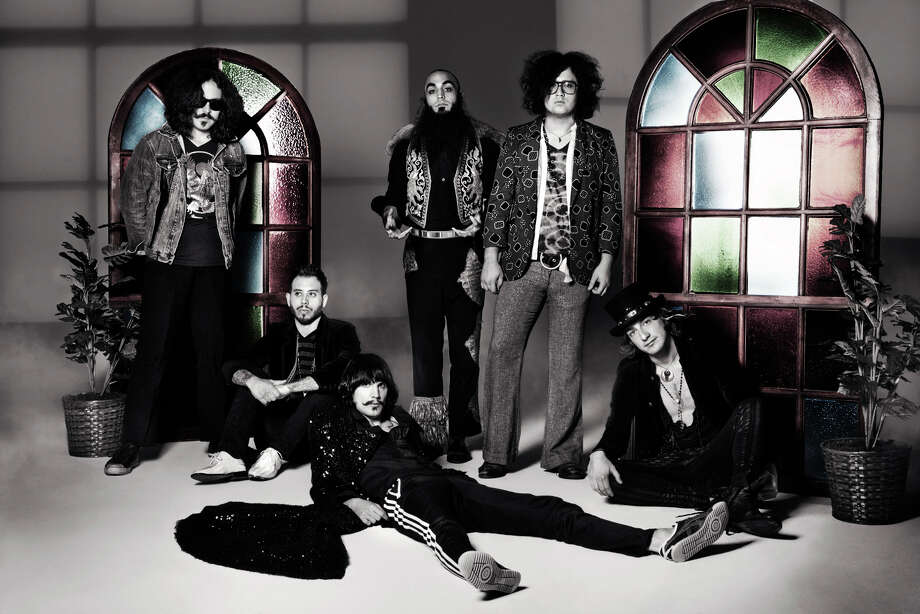 Foxy Shazam Photo: Courtesy Photos
