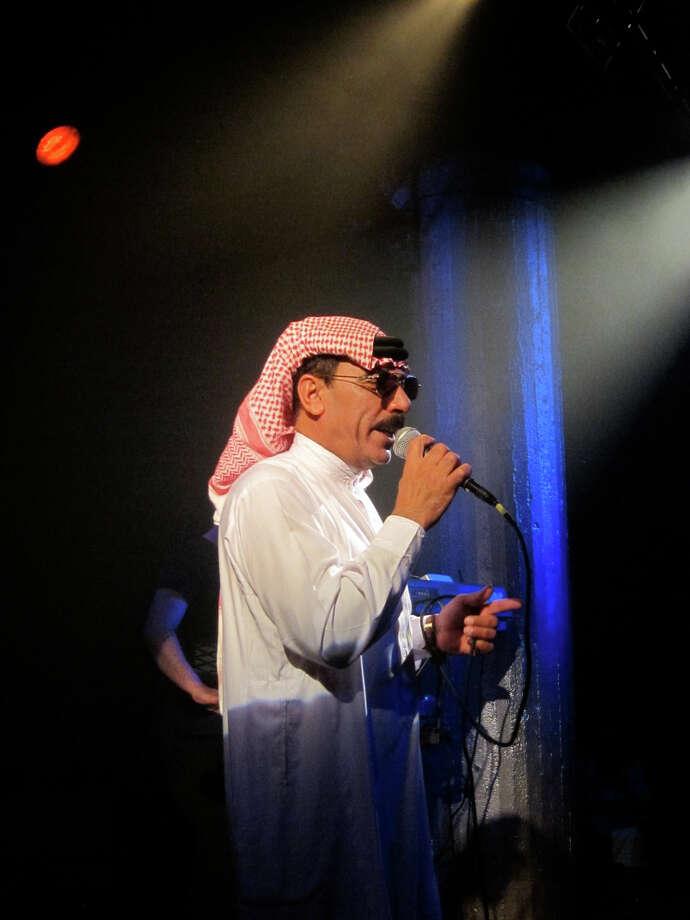 Omar Souleyman Photo: Courtesy Photos