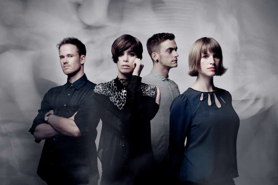 The Jezabels Photo: Pip, Courtesy Photos