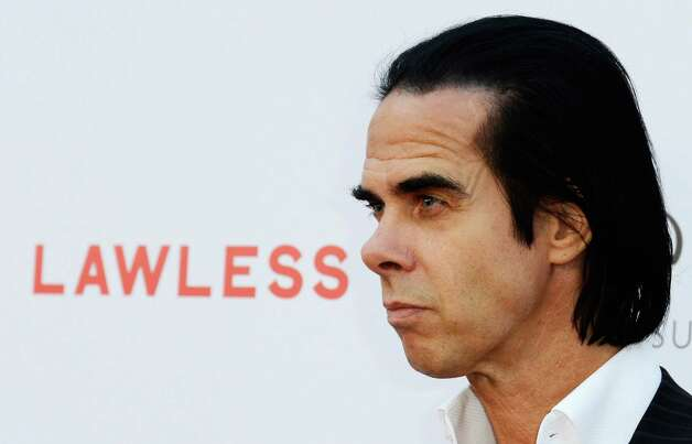 "Screenwriter/composer Nick Cave, adapted the novel ""The Wettest County in the World"" into a screenplay for ""Lawless."" Photo: Kevork Djansezian / 2012 Getty Images"