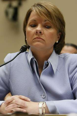 WellPoint President and CEO Angela Braly was ousted because of investors. Photo: Ann Heisenfelt, AP