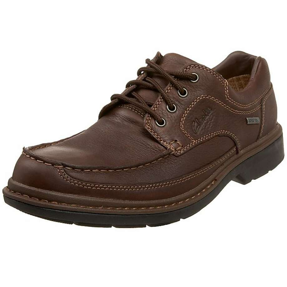 Clarks Street Lo shoes with Gore-Tex Photo: C & J Clark America