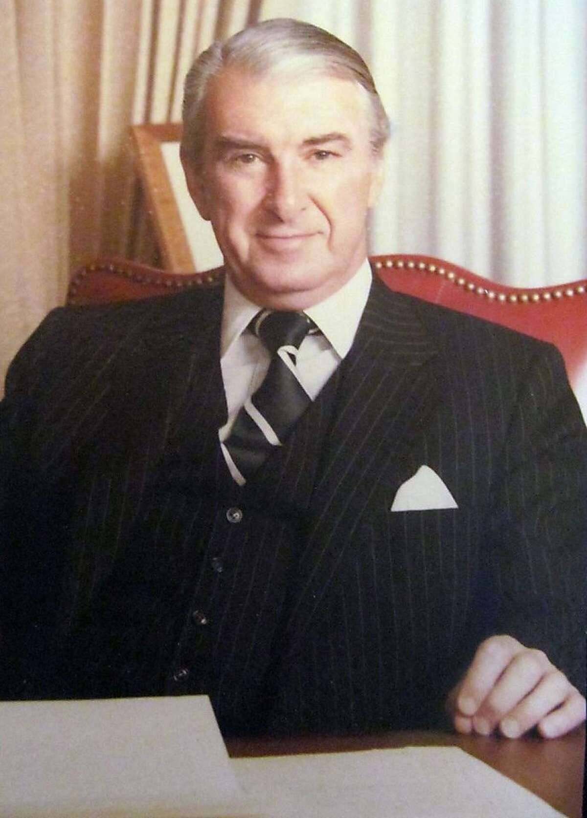 Norman C. Eckersley had a long career as a banker in San Francisco.