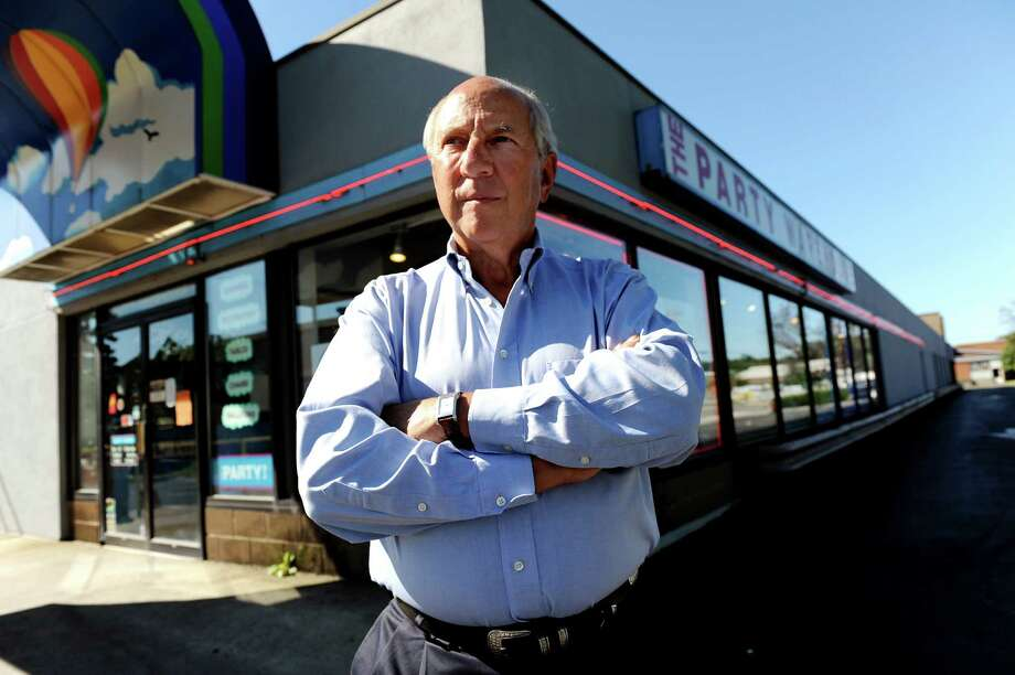 Owner Jerry Sykes on Wednesday, Aug. 29, 2012, at The Party Warehouse in Albany, N.Y. Sykes says the road work at Fuller Road and Washington Avenue Extension is hurting his business. (Cindy Schultz / Times Union) Photo: Cindy Schultz /  00019033A