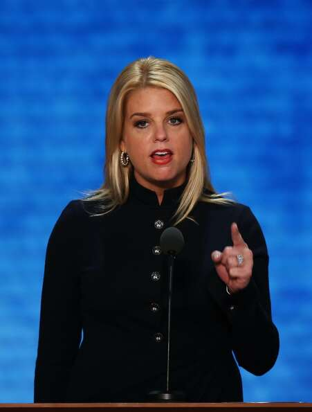 TAMPA, FL - AUGUST 29:  Florida Attorney General Pam Bondi speaks during the third day of the Republ