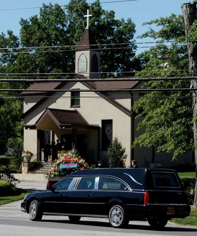 Funeral For Empire State Building Shooting Victim