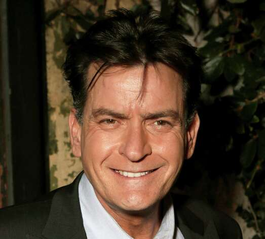 Like the others, Charlie Sheen didn't have a lucky number three marriage. Photo: Todd Williamson / Invision