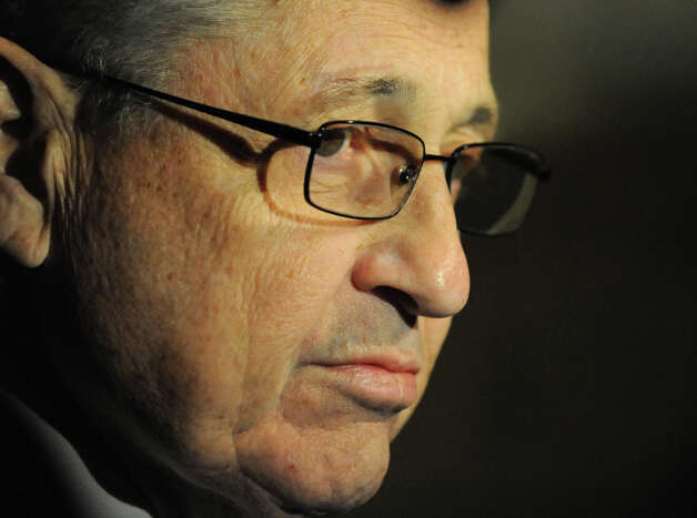 Assembly Speaker Sheldon Silver, Jan. 17, 2012.   (Lori Van Buren / Times Union archive) Photo: Lori Van Buren / 00016097A