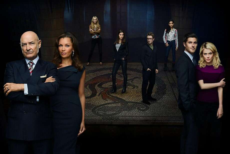 "Terry O'Quinn and Vanessa Williams star as proprietors of ""666 Park Avenue,"" a psychological thriller beginning Sept. 30 on ABC about a New York apartment building with some strange goings-on. Photo: Abc"