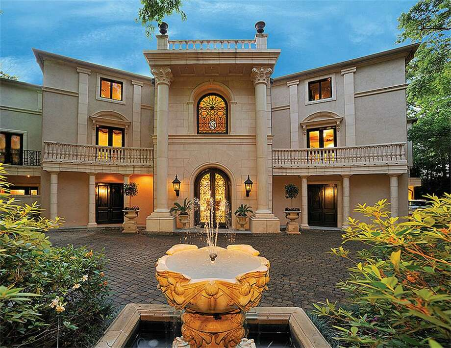 11682 Arrowood Circle: $8.9 million You certainly won't be running out of room with this home. The 17,000 square-foot home has six bedrooms and nine bathrooms. It also has a theater, a pool and four kitchens. What else could you need?