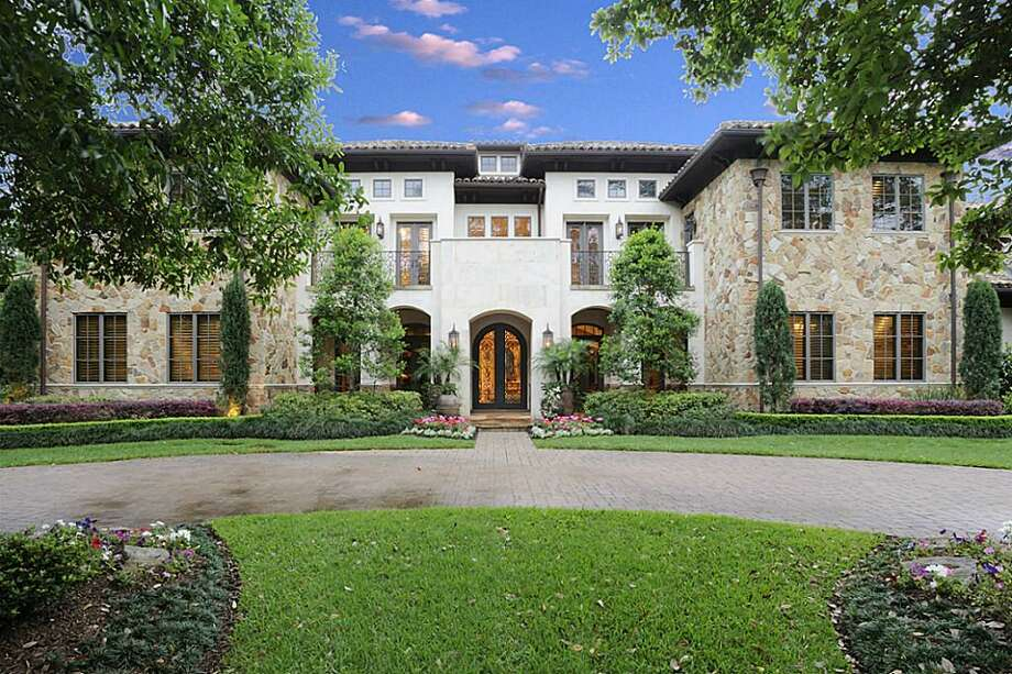 11511 Way Manor: $6.5 million    This Piney Point home has eight bedrooms and eight bathrooms. The 11,000 square-foot home sits on a property of more than 1.5 acres.