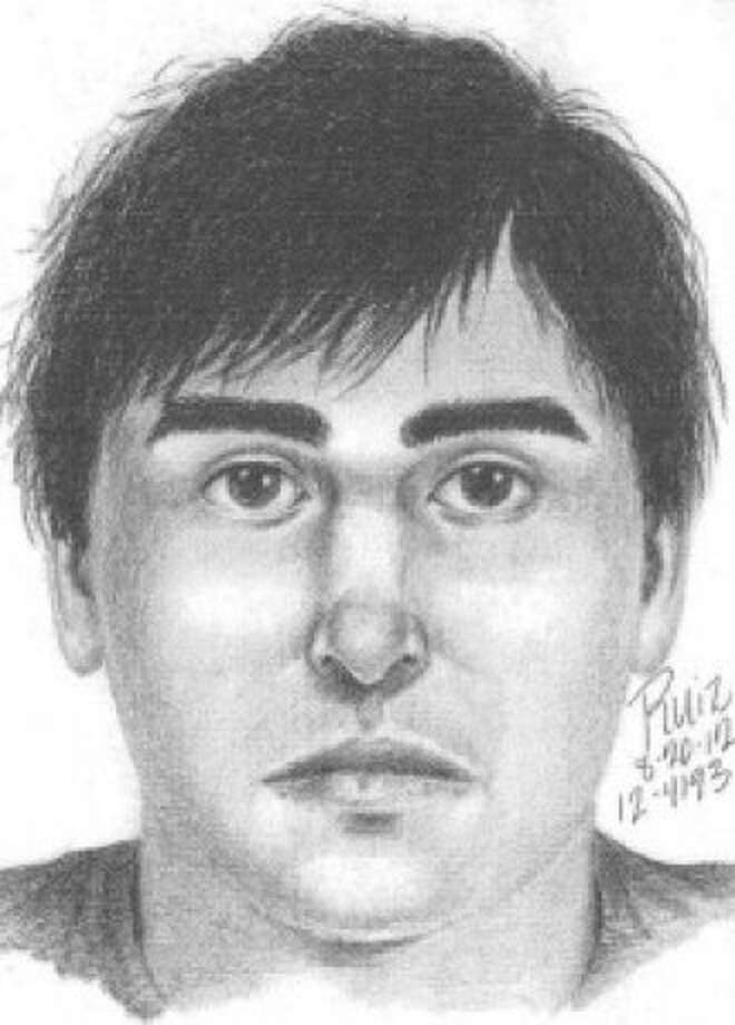Sketch of man from Aug. 20 incident. Photo: Courtesy, Palo Alto Police