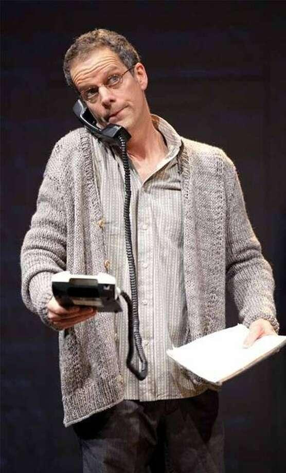 "Patrick Breen in ""The Normal Heart."" Photo: Scott Suchman"