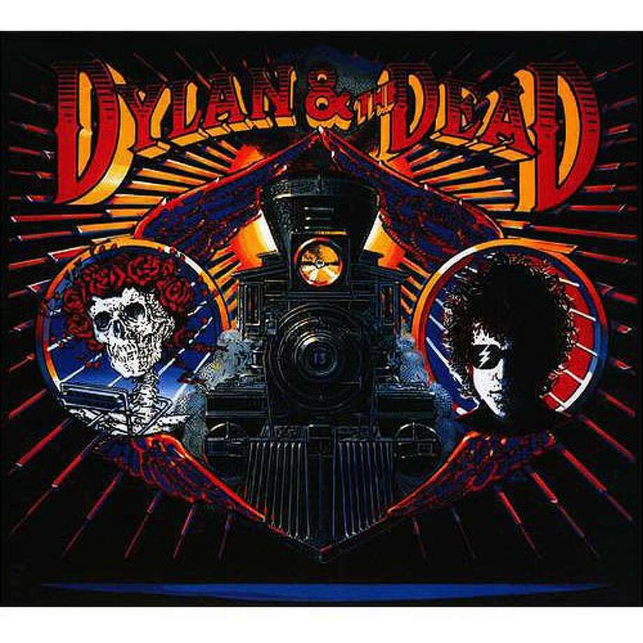 "Grateful Dead and Bob Dylan, ""Dylan and the Dead"" (1986): What could possibly go wrong when two rock and roll icons jump onstage together? Listen to this."