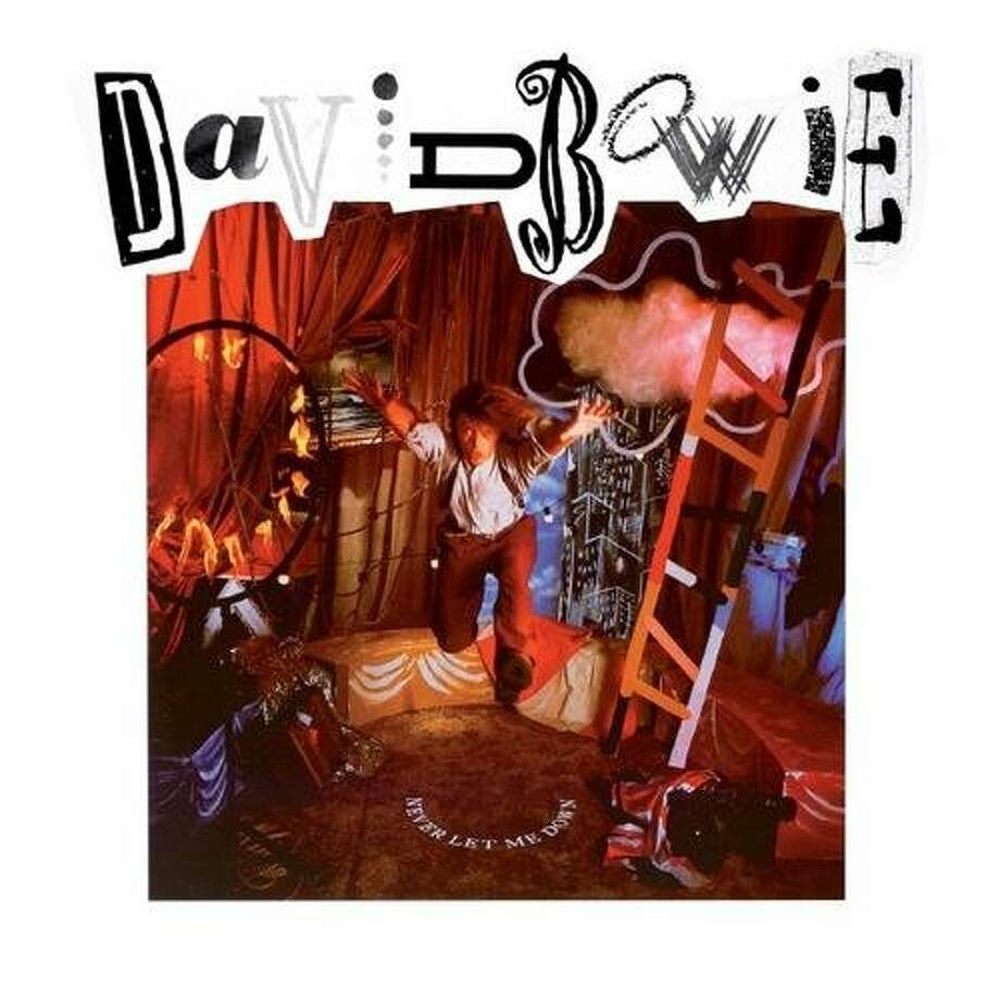 """David Bowie, """"Never Let Me Down"""" (1987): He gave us plenty of disappointing material to choose from later on but this is where the creative slide began in earnest. It also led to Tin Machine."""