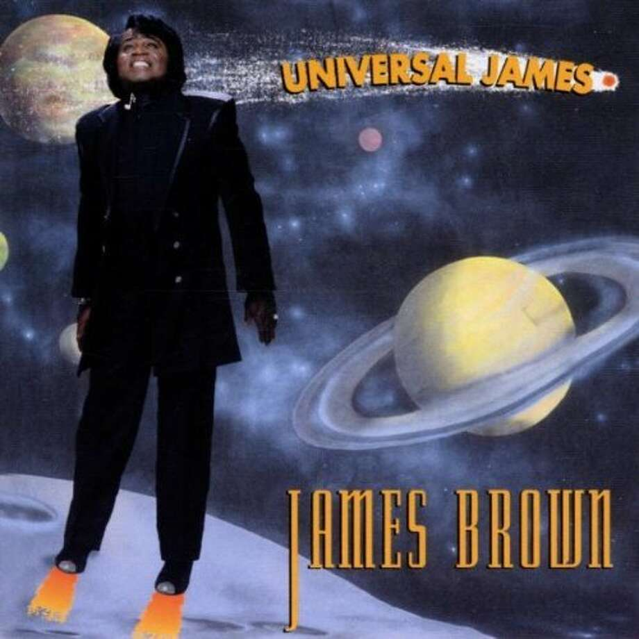 "James Brown, ""Universal Soul"" (1992): The Godfather attempted to make an out of this world hip-hop album, failing to realize that every hip-hop act was trying to make a down to earth James Brown album."