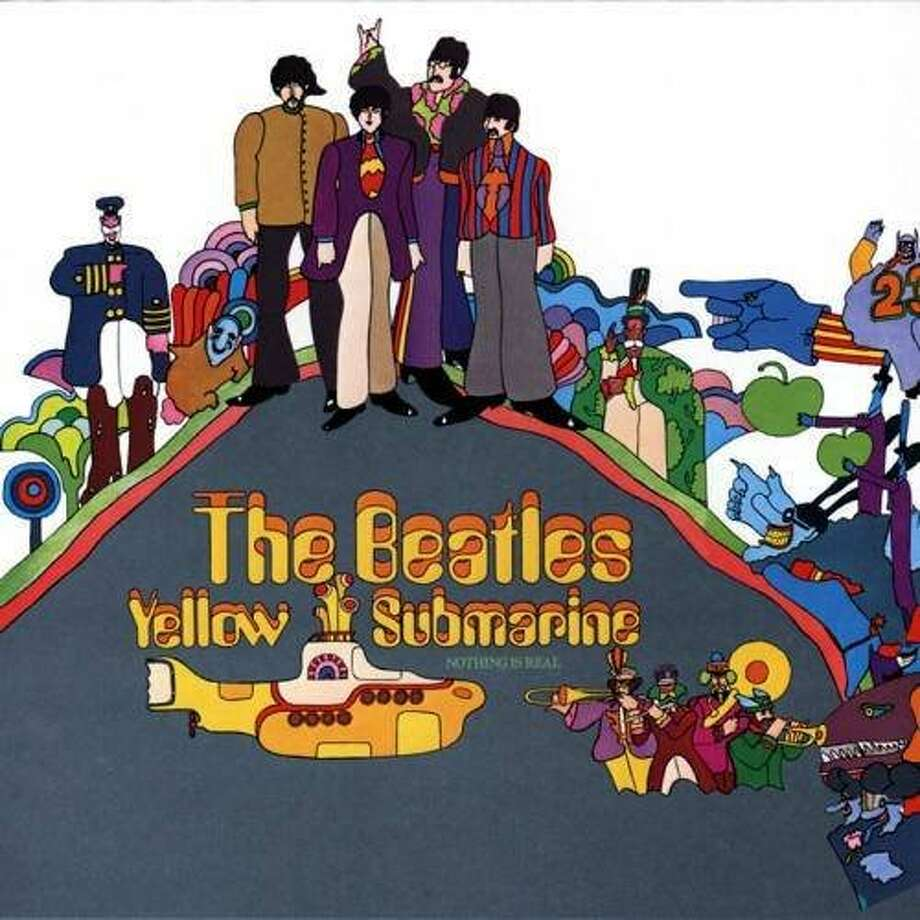 "The Beatles, ""Yellow Submarine"" (1969): Apart from the George Harrison classic ""It's All To Much,"" this spotty soundtrack release (buffered with a George Martin orchestral score) punctured the idea that the band could do no wrong."