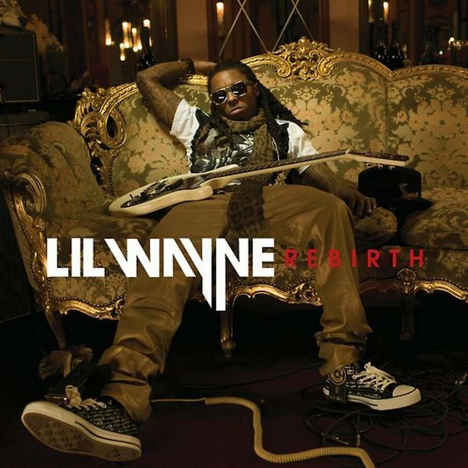 "Lil Wayne, ""Rebirth"" (2010): The much-delayed follow-up to the multi-platinum ""Tha Carter III"" saw the rapper picking up a guitar and doing his best Limp Bizkit via Auto-Tune. An album that requires that many hyphens is never good."