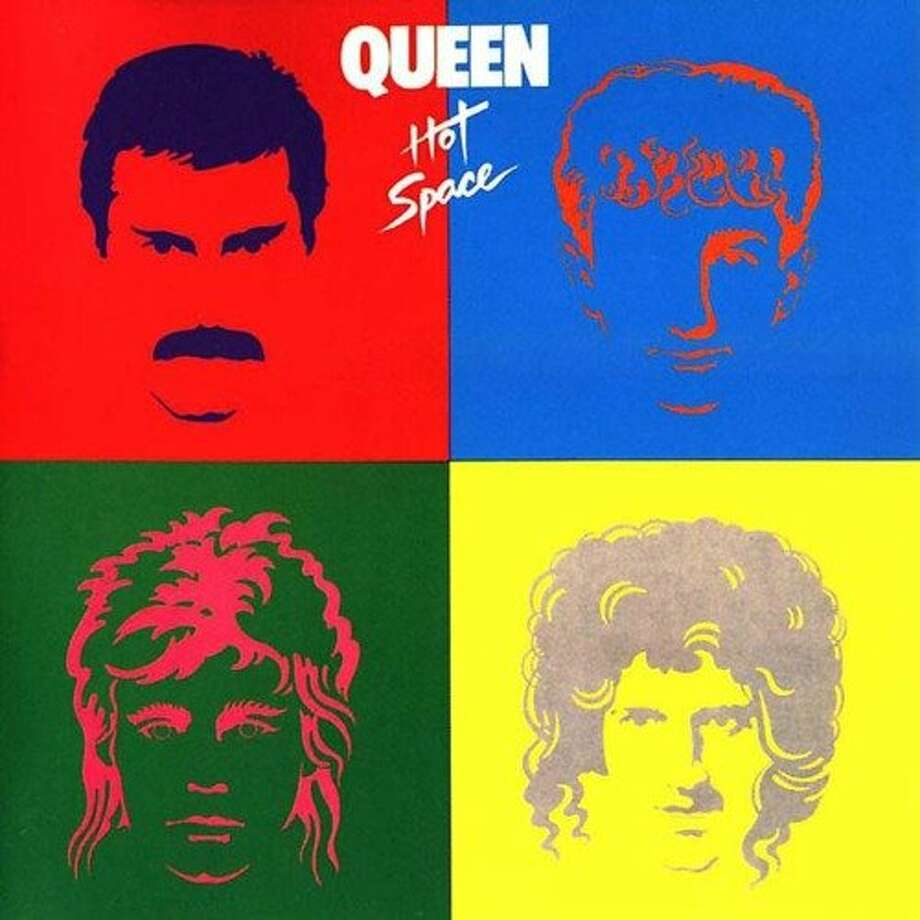 "Queen, ""Hot Space"" (1982): A bit problematic because it contains the incredible David Bowie collab ""Under Pressure"" as its closing track but precedes it with a set of unrelenting Casio disco."