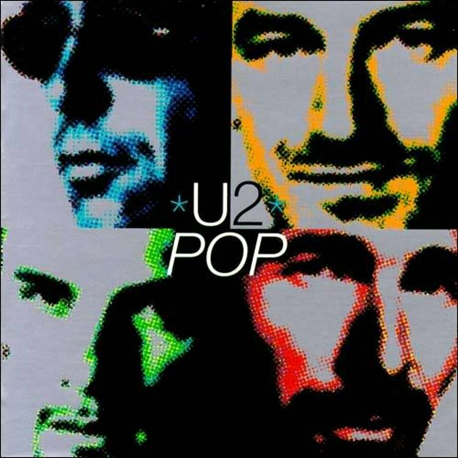 "U2, ""Pop"" (1997): The album on which Bono turned into everything he had spent the band's previous decade ridiculing."