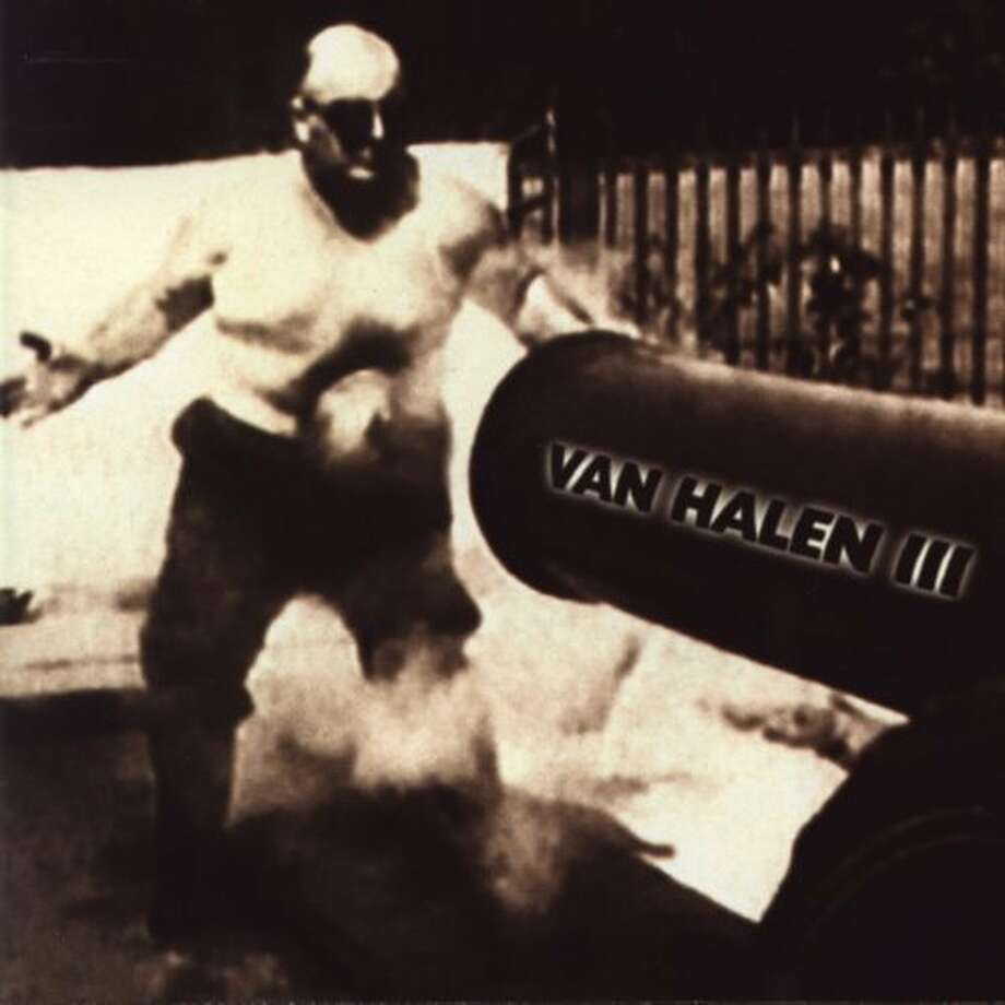 "Van Halen, ""III"" (1998): The one with Gary Cherone."