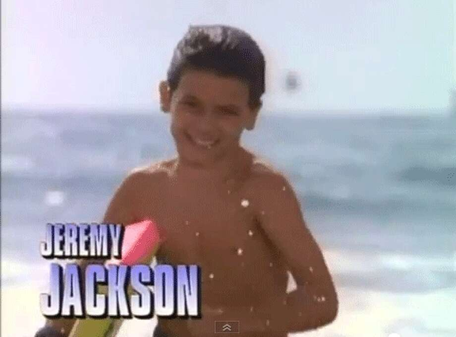 Jeremy Jackson played Mitch Buchannon's son, Hobie, who grew up over the course of the show. Can you imagine a better place to come of age as young boy?
