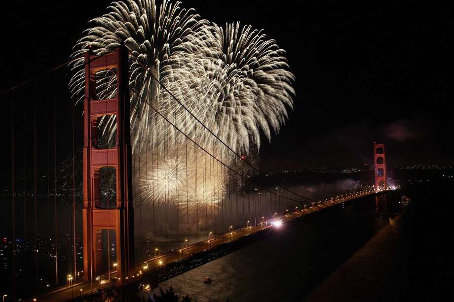 San Francisco: One of the better savings noted by the study's authors, rooms in San Francisco are going for $50 less than usual over the holiday weekend. That's still $179 a night, or more than two rooms in St. Louis. Photo: Ezra Shaw, Getty Images / 2012 Getty Images