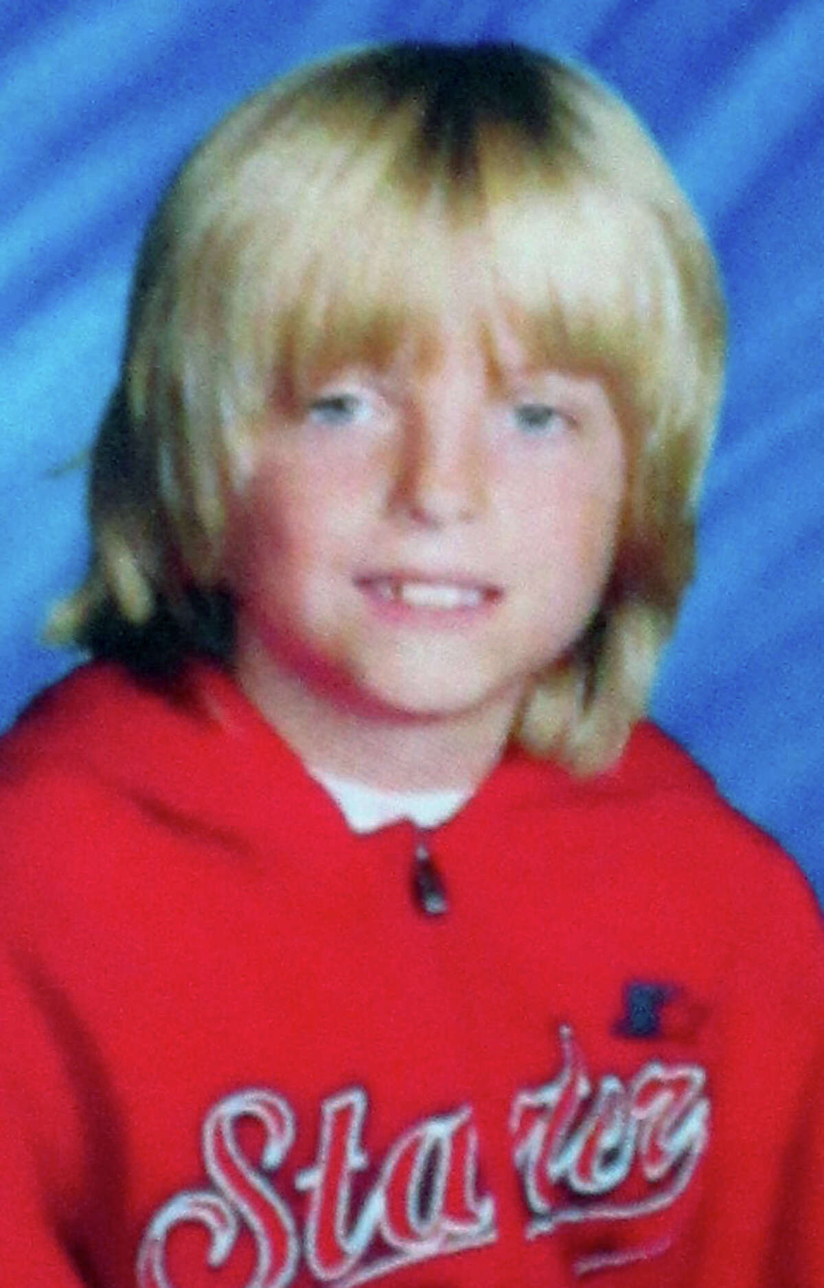 Nicholas Fratino, a fourth-grade student at Sarah Noble Intermediate School in New Milford.