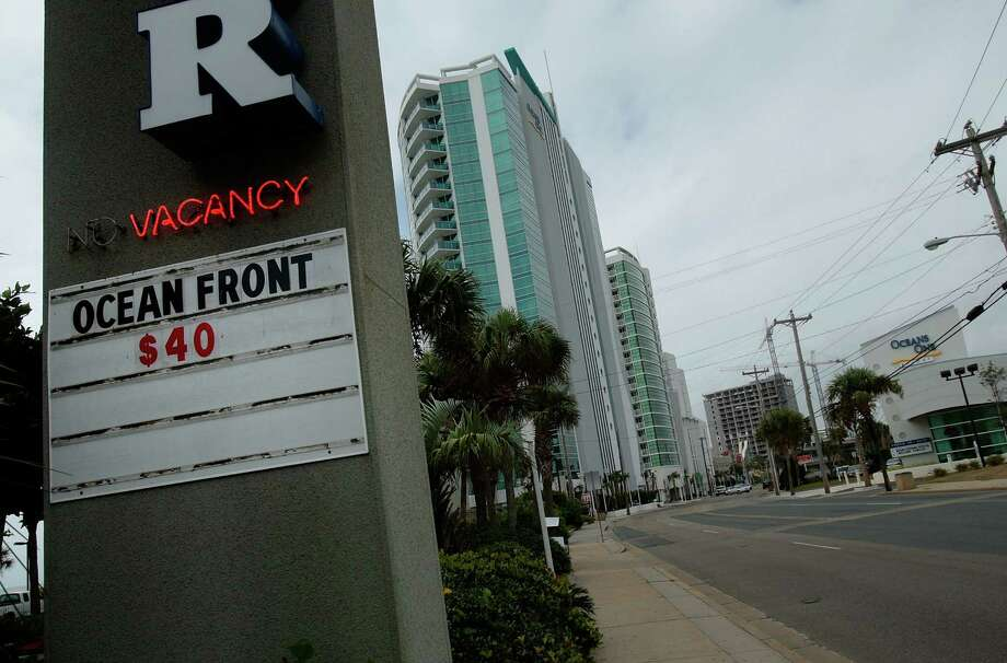 Myrtle Beach: At $129, the South Carolina party town isn't nearly the steal it will be next week, when a room can be had for $84. Photo: Chris Hondros, Getty Images / 2008 Getty Images