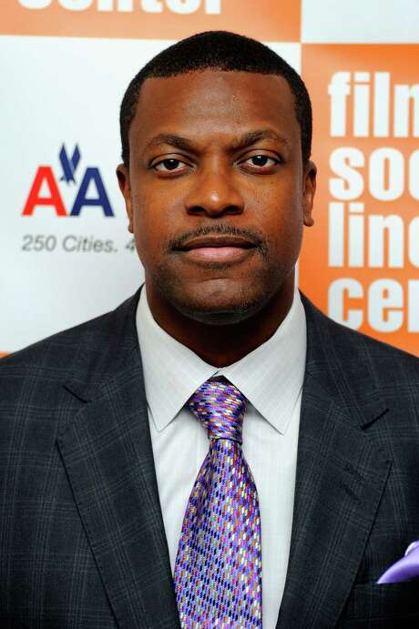 NEW YORK, NY - MAY 02:  (EXCLUSIVE ACCESS)  Actor Chris Tucker attends The Film Society of Lincoln Center's presentation of the 38th Annual Chaplin Award at Alice Tully Hall on May 2, 2011 in New York City.  (Photo by Andrew H. Walker/Getty Images) Photo: Andrew H. Walker / 2011 Getty Images