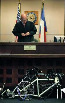 Judge Angus Mcginty Has Resigned San Antonio Express News