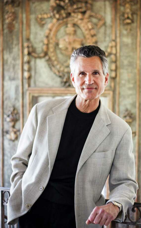 Tony Spinelli poses for a photo at the home of Terri and John Havens before attending the I Am Waters charity event to help Houston's Homeless, Tuesday, April 24, 2012, in Houston.    ( Michael Paulsen / Houston Chronicle ) Photo: Michael Paulsen / 2012 Houston Chronicle