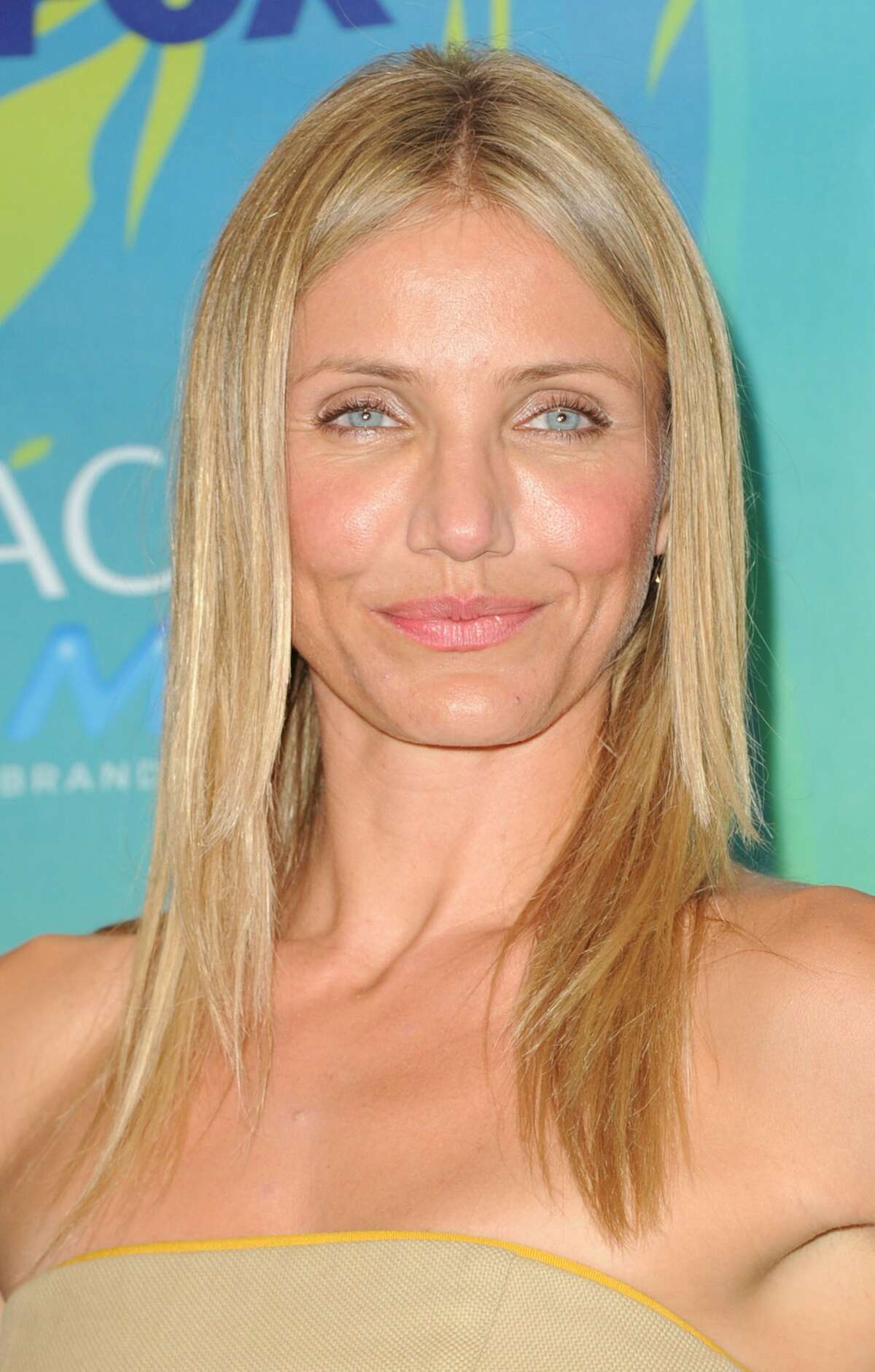 Cameron Diaz, winner of the Best Actress Comedy award for