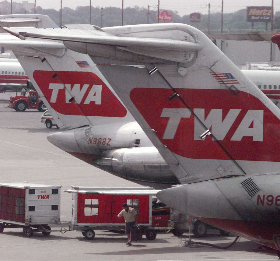 American Airlines bought Trans World Airlines in the months before the 9/11 attacks. TWA attendants were the first to be furloughed as the industry struggled. Photo: JAMES A. FINLEY / AP
