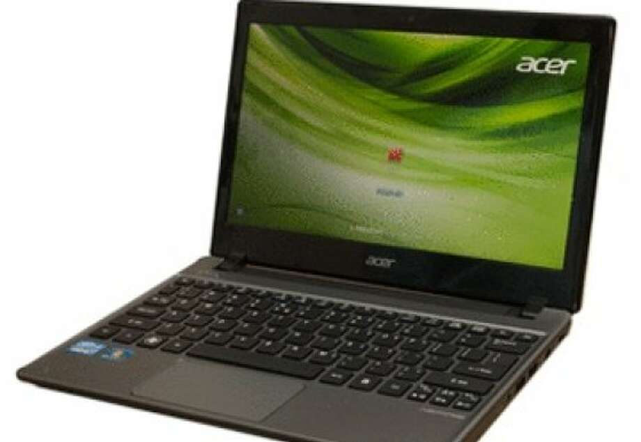 Acer Aspire V5-171-6867 Photo: Cnet Review