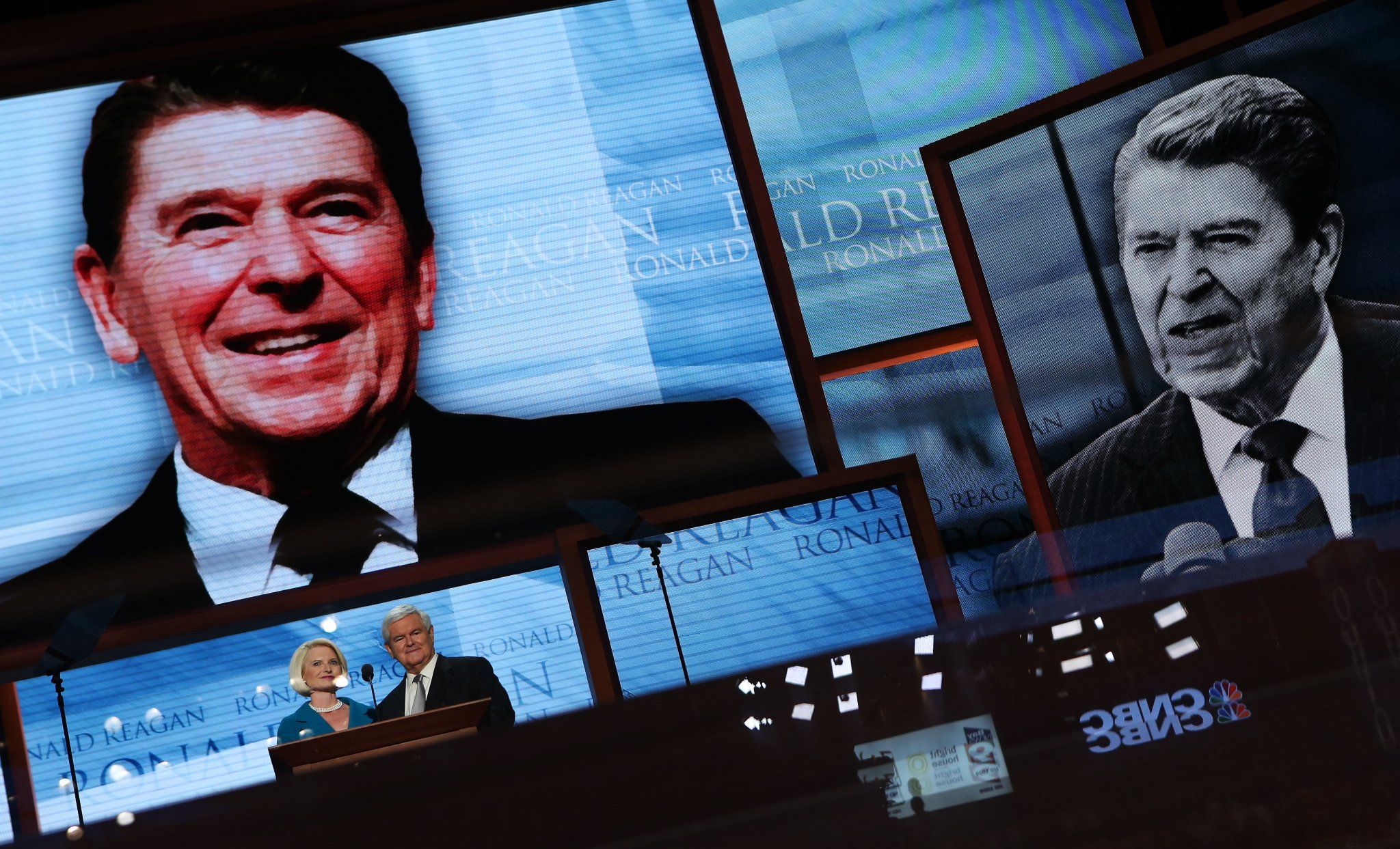 romneys republican national convention speech analysis