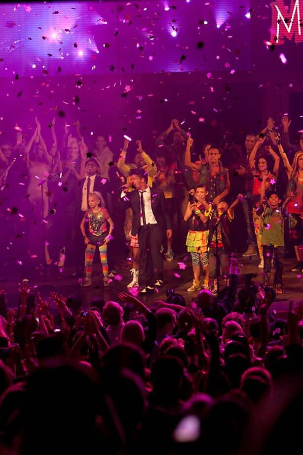 Bruno Mars rocks Glamorama 2011. Photo: Drew Altizer Photgraphy