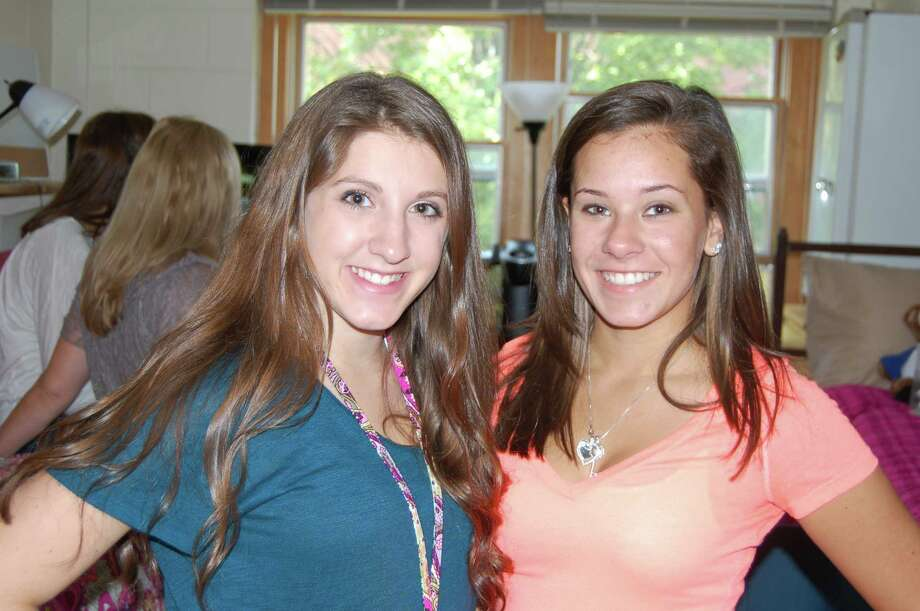 Were you Seen at Freshmen Move In Day at Siena College on Thursday, August 30, 2012? Photo: Tim Lattener