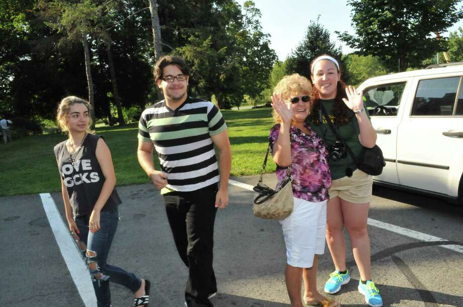 Were you Seen at Freshmen Move In Day at Siena College on Thursday, August 30, 2012? Photo: Sergio Sericolo