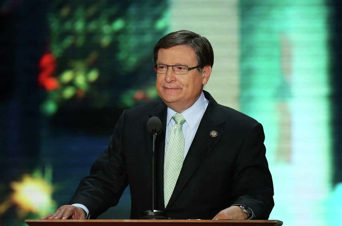 U.S. Rep. Francisco Canseco (R-TX) speaks during the Republican National Convention at the Tampa Bay Times Forum on August 28, 2012 in Tampa, Florida.
