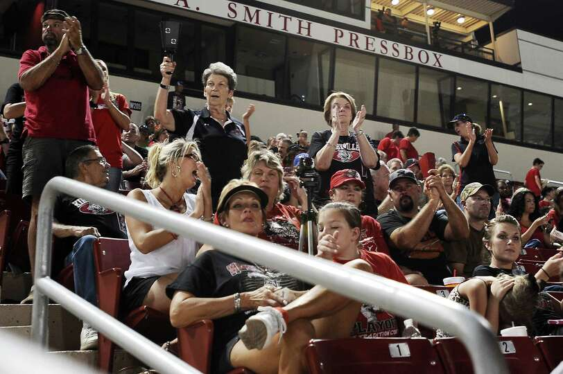 Kirbyville football opened the 2012 season against Cleveland in a game played Thursday at Provost Um