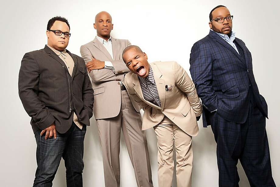 Gospel Superstars Team Up As Kings Men Sfgate