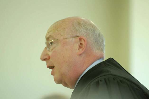 Judge Stephen Herrick, April 25, 2012. Judge Herrick threw out the convictions of two defendants in a steroids distribution case this week. (Paul Buckowski / Times Union archive) Photo: Paul Buckowski / 00017422A