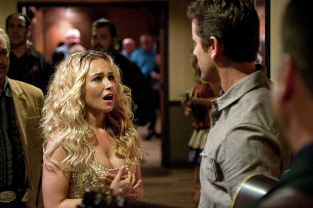 "This image released by ABC shows Hayden Panettiere as Juliette in a scene from the new series ""Nashville, "" premiering Oct. 10, at 9 p.m.  on ABC. (AP Photo/ABC, Katherine Bomboy-Thornton) Photo: AP, HOEP / American Broadcasting Companies,"