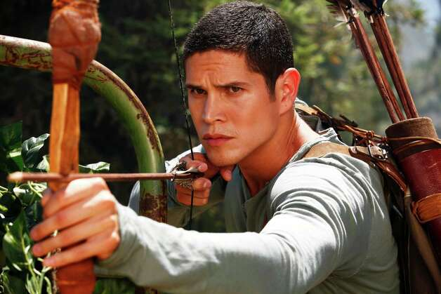 "This image released by NBC shows JD Pardo as Nate from the new series ""Revolution, "" premiering Sept. 17 at 9 p.m.  on NBC. (AP Photo/NBC, Trae Patton) Photo: AP, HOEP / NBC"